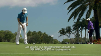 State Street Global Advisors TV Spot, 'Golfing' Featuring Camilo Villegas - Thumbnail 7