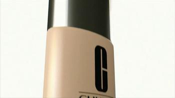 Clinique Even Better Makeup SPF 15 TV Spot - Thumbnail 1