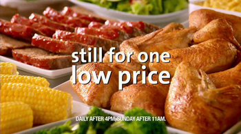 Golden Corral All You Can Eat Wings TV Spot - Thumbnail 10
