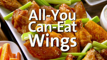 Golden Corral All You Can Eat Wings TV Spot - Thumbnail 3