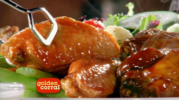 Golden Corral All You Can Eat Wings TV Spot - Thumbnail 4