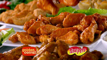 Golden Corral All You Can Eat Wings TV Spot - Thumbnail 5