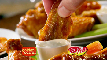Golden Corral All You Can Eat Wings TV Spot - Thumbnail 9