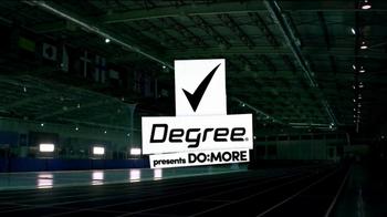 Degree Deodorant TV Spot, 'Do More' Featuring Lori