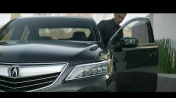 Acura RLX TV Spot, 'Luxury'  - Thumbnail 6