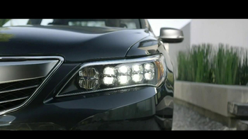 Acura RLX TV Spot, 'Luxury'  - 1004 commercial airings