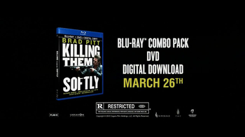 Killing Them Softly Blu-ray and DVD TV Spot - Thumbnail 10