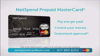 NetSpend Card TV Spot, 'Bank of Kim and Mary' - Thumbnail 5