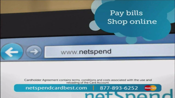 NetSpend Card TV Spot, 'Bank of Kim and Mary' - Thumbnail 6
