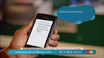 NetSpend Card TV Spot, 'Bank of Kim and Mary' - Thumbnail 7