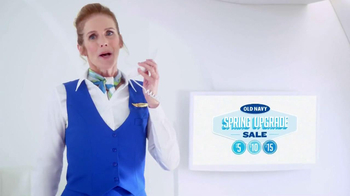 Old Navy TV Spot, 'Spring Deals' Ft. Julie Hagerty