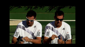 Tourna Grip TV Spot Featuring Bob and Mike Bryan