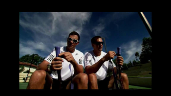 Tourna Grip TV Spot Featuring Bob and Mike Bryan - Thumbnail 4