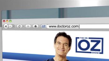 Harpo Productions Dr. Oz Website TV Spot - Thumbnail 4