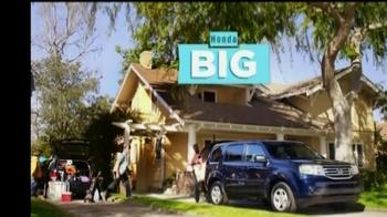 Honda Pilot TV Spot, 'Neighbor' - Thumbnail 1
