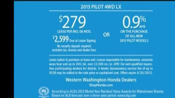 Honda Pilot TV Spot, 'Neighbor' - Thumbnail 10