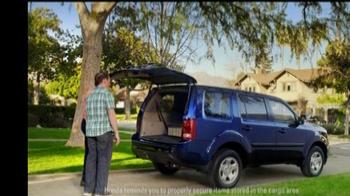 Honda Pilot TV Spot, 'Neighbor' - Thumbnail 2