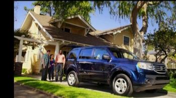 Honda Pilot TV Spot, 'Neighbor' - Thumbnail 6