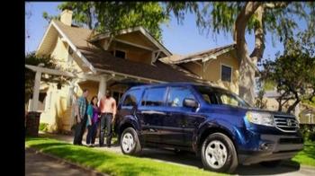 Honda Pilot TV Spot, 'Neighbor' - Thumbnail 7