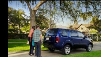 Honda Pilot TV Spot, 'Neighbor' - Thumbnail 9