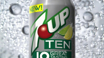 7UP Ten TV Spot