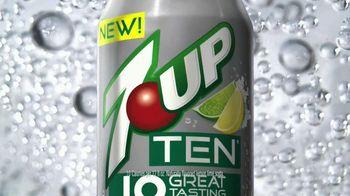 7UP Ten TV Spot