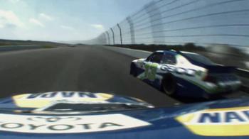 NASCAR TV Spot Featuring Jeff Gordon, Marcos Ambrose - Thumbnail 10