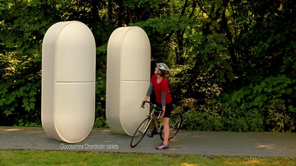 Move Free Ultra TV Commercial, 'Biker Pain Relief'