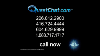 Quest Chat TV Spot, 'Amazing Discovery' - Thumbnail 10