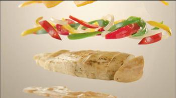 Quiznos Chicken Fajita TV Spot, 'How Do You Know?' - Thumbnail 6