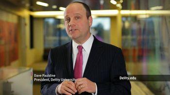 DeVry University TV Spot, 'Four Million Tech Scholarships'