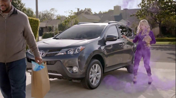 Toyota RAV4 TV Spot, 'Child Safety' Ft Kaley Cuoco, Song by Skee-Lo - Thumbnail 3