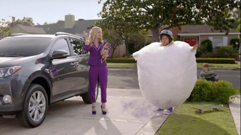 Toyota RAV4 TV Spot, 'Child Safety' Ft Kaley Cuoco, Song by Skee-Lo - 2135 commercial airings