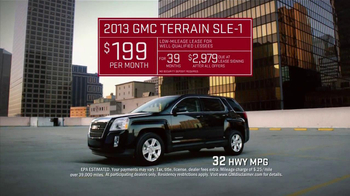 2013 GMC Terrain TV Spot, 'Features' Song by The Crystal Method - Thumbnail 9