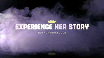 Royal Purple Synthetic Oil TV Spot Featuring Nicole Lyons - Thumbnail 9