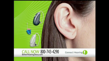 Connect Hearing TV Spot - Thumbnail 4