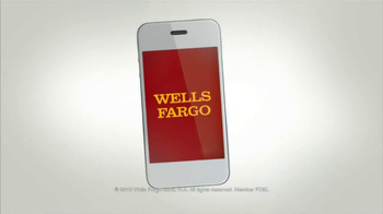 Wells Fargo TV Spot, 'Daddy's Day Out with Baby' - Thumbnail 10