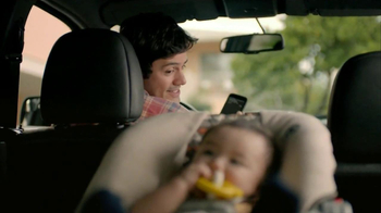Wells Fargo TV Spot, 'Daddy's Day Out with Baby' - Thumbnail 2