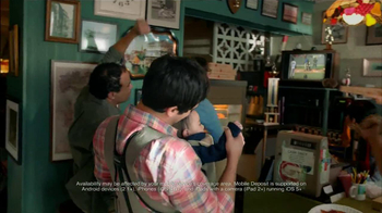 Wells Fargo TV Spot, 'Daddy's Day Out with Baby' - Thumbnail 7