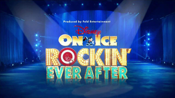Disney On Ice Rockin' Ever After TV Spot, 'ABC Family: Save on Tickets' - Thumbnail 4