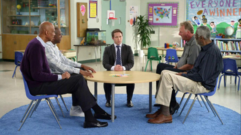 AT&T TV Spot, 'High Fives' Feat. Magic Johnson, Larry Bird - Thumbnail 2