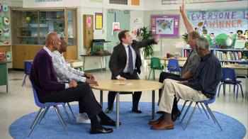 AT&T TV Spot, 'High Fives' Feat. Magic Johnson, Larry Bird - Thumbnail 6