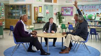 AT&T TV Spot, 'High Fives' Feat. Magic Johnson, Larry Bird - Thumbnail 9
