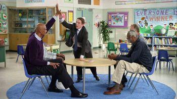 AT&T TV Spot, 'High Fives' Feat. Magic Johnson, Larry Bird