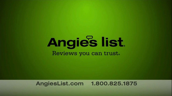 Angie's List TV Spot, 'Saving Time For Members' - Thumbnail 10
