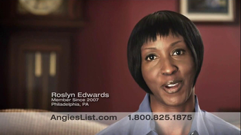 Angie's List TV Spot, 'Saving Time For Members'