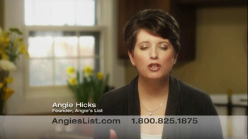 Angie's List TV Spot, 'Saving Time For Members' - Thumbnail 6