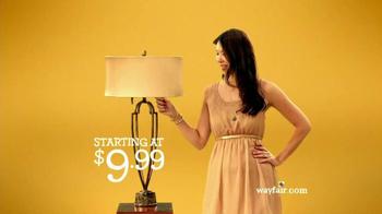 Wayfair TV Spot, 'Style' - Thumbnail 5
