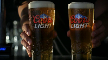 Coors Light TV Spot, 'Cool All Night' - Thumbnail 4