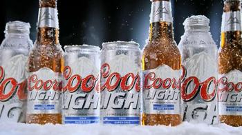 Coors Light TV Spot, 'Cool All Night' - Thumbnail 7